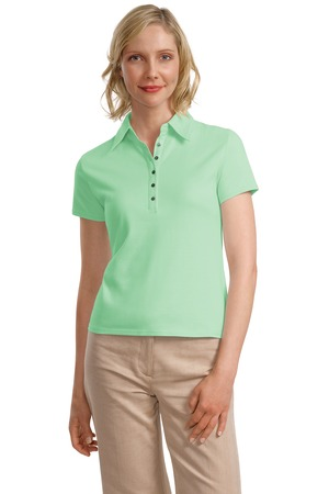 Bath fitter attire for Mint color polo shirt
