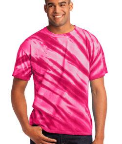 Pink Tiger Stripe